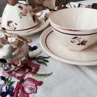 poterie / cup&saucer カップ&ソーサー    ■ta-845