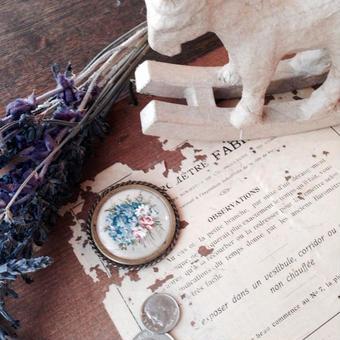 costume jewelry / brooch コスチュームジュエリー ブローチ    ■ta-904