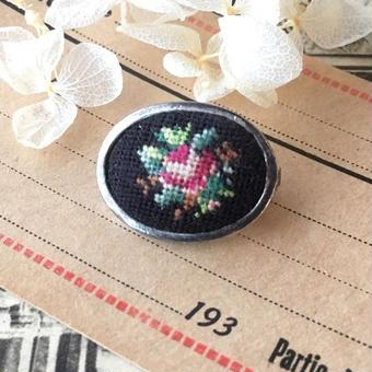 costume jewelry/brooch コスチュームジュエリー ブローチ    ■td-790