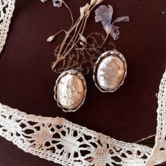 costume jewelry/earring コスチュームジュエリーイヤリング    ■td-680