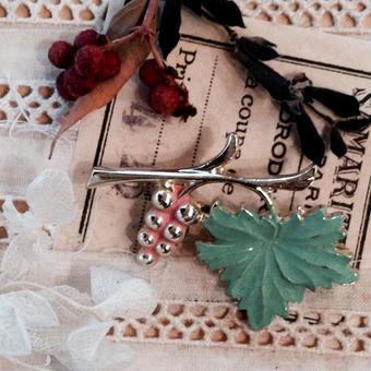 costume jewelry/brooch コスチュームジュエリー ブローチ    ■ta-907b