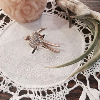 costume jewelry/pin brooch    ■ta-958