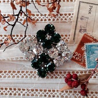costume jewelry/brooch コスチュームジュエリー ブローチ    ■tb-541