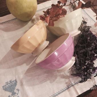 poterie / bol カフェオレボウル    ■ta-835a