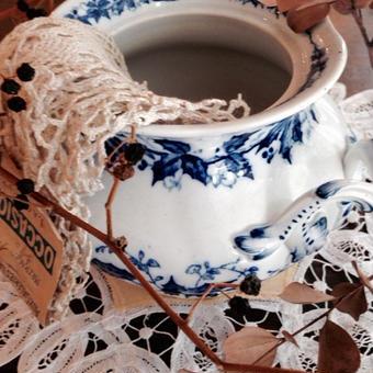 poterie/sugar bowl    ■tb-565