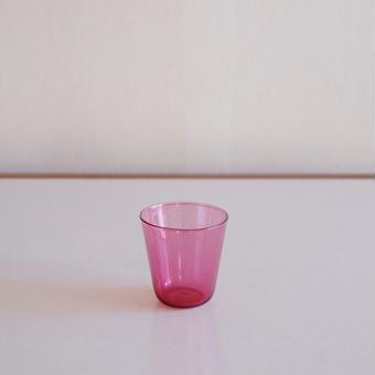 黒川 登紀子 さんの コップ(ワインレッド)