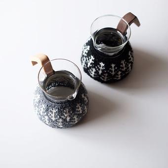 amu.さんの  森のcoffee cozy 2cup