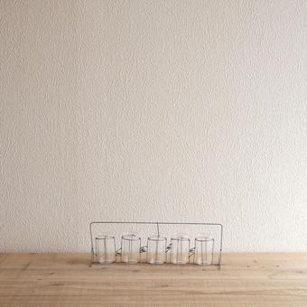 増田 由希子さんの花器  横型の花器