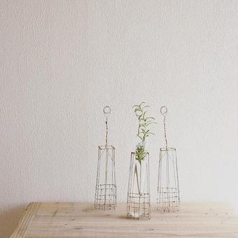 増田 由希子さんの花器 sabi花器