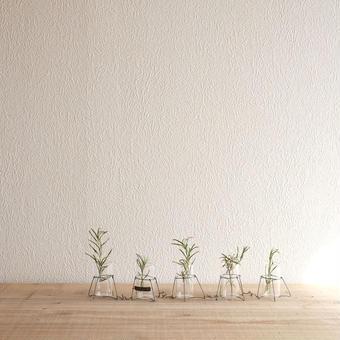 増田 由希子さんの花器 5peace