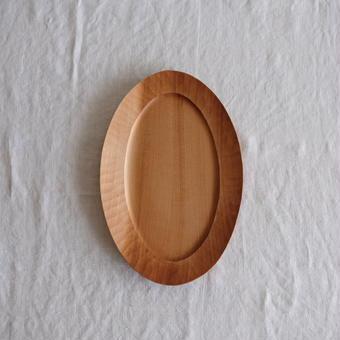 渡邊  浩幸さんの オーバルパン皿