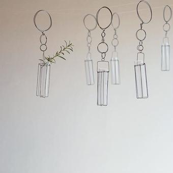 増田 由希子さんの花器 泡々花器
