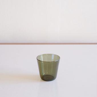 黒川 登紀子 さんの コップ(イールグリーン)