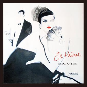 French cover mini album 「Je t'aime(ジュテーム)」