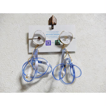 water side earring (再販)