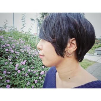 Slow Dive pierce(earring)