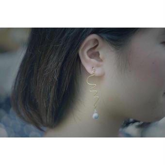 um pierce(earring)片耳