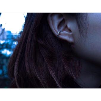 腐海に眠る earcuff ①腐ver.