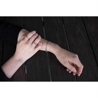 melt  chain bracelet