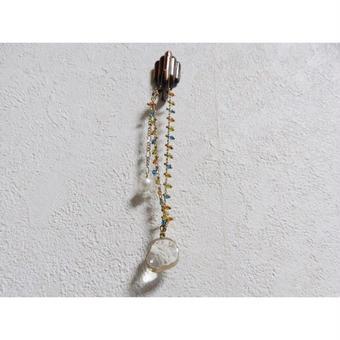 ④beans bracelet (anklet)