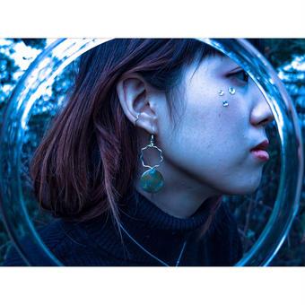 腐海に眠る pierce(earring) ②
