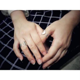 繭 (まゆ) ring