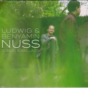 SONGS&BALLADS....Ludwig&Benyamin NUSS