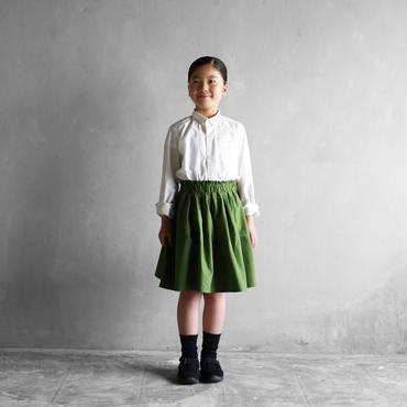 kidsタイプライタークロスコットンシャツ【キッズsize3】