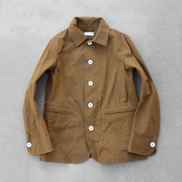 コットンボイルカバーオールジャケット【ユニセックス】