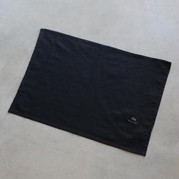 【限定】HUIS×noixダブルガーゼキッチンクロス(黒)