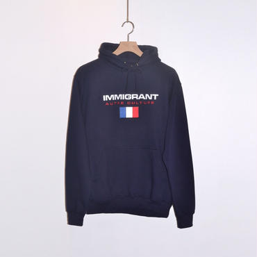 HYPEPEACE / IMMIGRANT FRANCE Hoodie