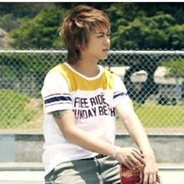 ハワイ【24karats SURF】 TAKAHIRO着用Tシャツ【黄色】