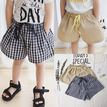 kids★relaxed short pants