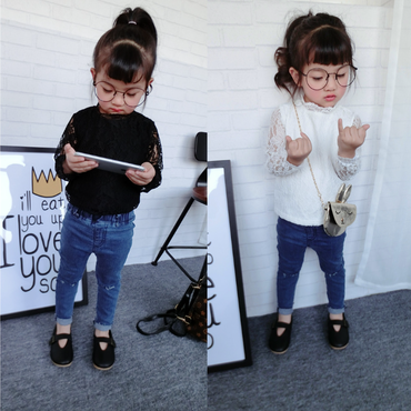 kids★lace tops