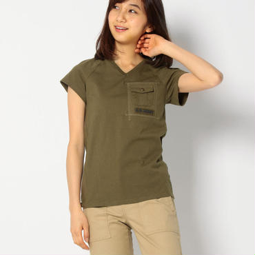 PATCHD POCKET TEE