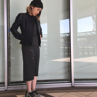 Belle 5th anniversary leather jacket