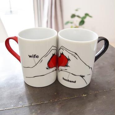 【オリジナル】Make Heart Mug Set