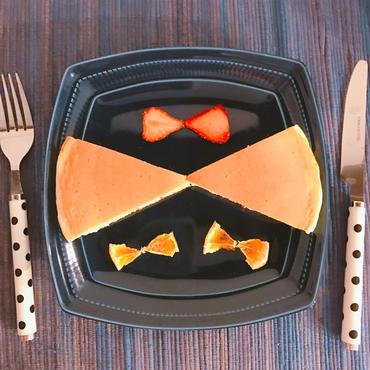 フォトジェニックなパンケーキセット