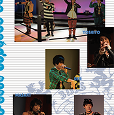 DVD[3l33D]stage memories