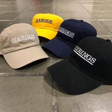 Sixrings logo cap