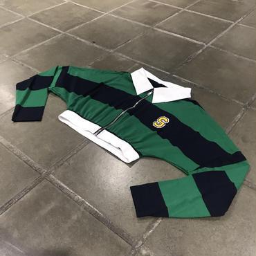 【予約】SIXRINGS Rugger Crop Shirt