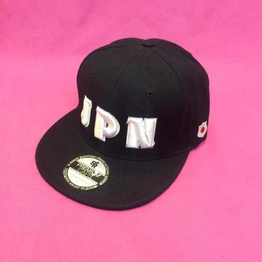 JPN PRIDE SNAPBACK CAP BLK