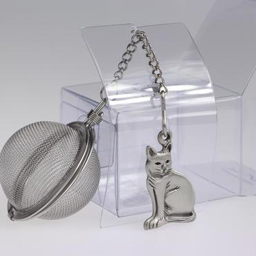 かっこいいクールなネコちゃんの茶こし