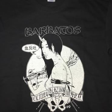 """Barbatos """"Samurai metal punk tour 2018"""" Tour T-shirt"""