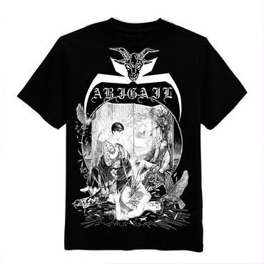 Abigail 中国ライブ 限定 T-shirts White print