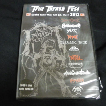 "Abigail ""True thrash fest 2012"" Live DVD and CD's"
