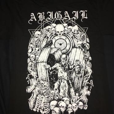 Abigail Canadian tour T- shirt Design 1