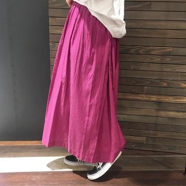 ボイル ロングスカート
