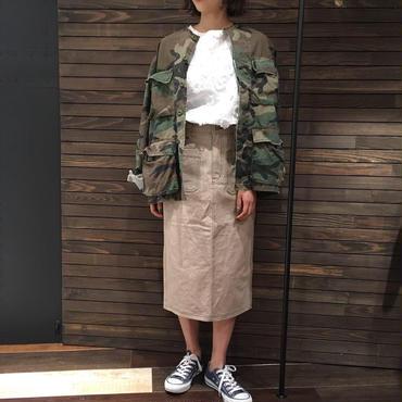 ステッチタイトスカート