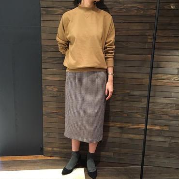 MICA&DEAL チェックタイトスカート